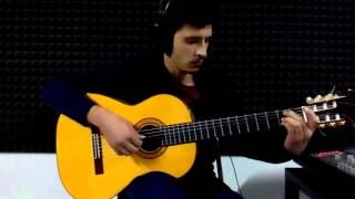 Niña Voladora - Juanito Makandé (Cover Guitarra) Acordes Guitarra Tutorial