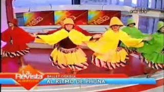 Danza BOLIVIANA