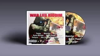 TeeJay - Rifle A Wave (War Life RIddim) 2015