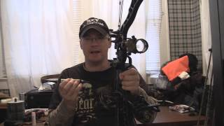 How to care for/maintain a compound bow