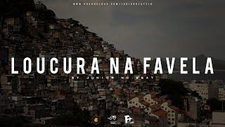 """Loucura Na Favela"" || Trap Funk Beat"" ||  Free Instrumental [Prod. Júnior Beatz JB] || 2k17"