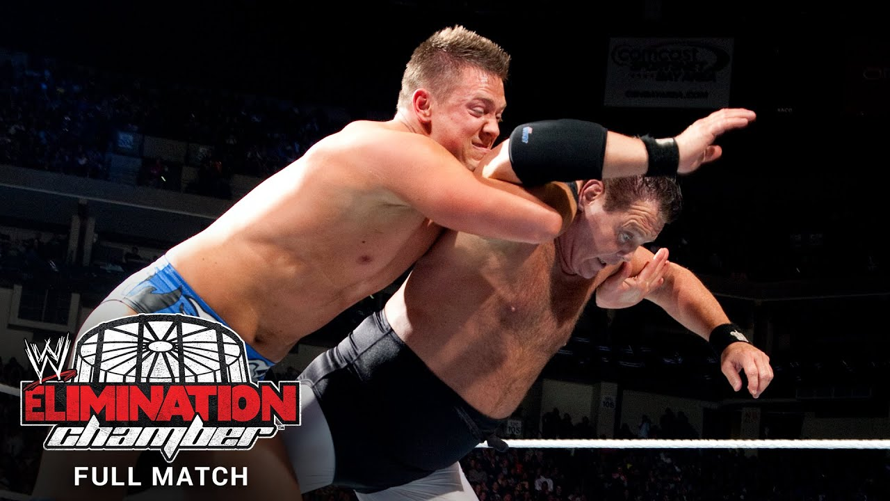 WWE - FULL MATCH - The Miz vs. Jerry Lawler – WWE Championship Match: WWE Elimination Chamber 2011
