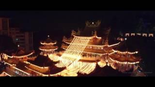 Thean Hou Chinese Temple - Malaysia (DJI PHANTOM 3)