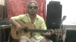 COCAINE-Clapton - Hendrix ( acoustic interpretation)-GARRI PAT