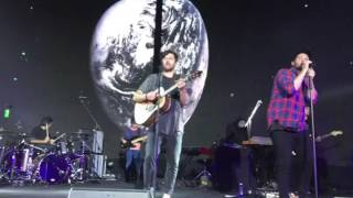 """Wonder"" new song by Hillsong united live in Israel !!"