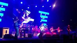 Santana ,   live in Fresno, Foo-Foo