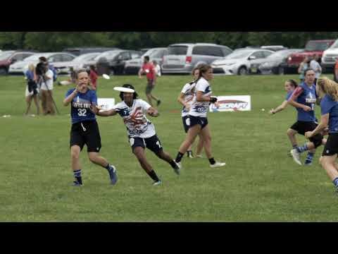 Video Thumbnail: 2017 College Championships: Women's Defensive Highlights