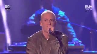 Eminem  Rap god MTV not vine  самый быстрый и прекрасный