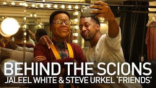 Behind The Scions – Jaleel White & Wax Museum Steve Urkel 'Friends' (Scion)