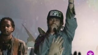 Damian Marley Live at SOB's for Ghetto Youths International Showcase (Part 1) * Undefinable Vision