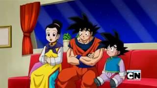 Goku está doente!!!