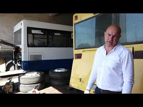 Компания Фаэтон обновляет автобусный парк