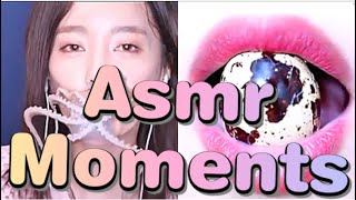 ASMR moments I just can't forget