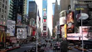 Voyage New York - Montage - (Pony Pony Run Run-Hey You)