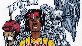 Famous Dex & Lite Fortunato - Waves To Graves [Prod by ELF & Chris Surreal]