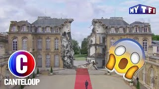 François Hollande a volé l'Elysée d'Emmanuel Macron - C'est Canteloup du 31 mai