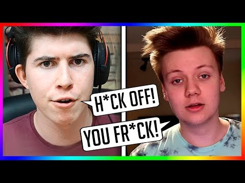 5 Commentary YouTubers Who Have SWORN On Accident! (Pyrocynical, Kavos, ImAllexx)
