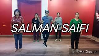 Neend Churai Meri // GOLMAAL AGAIN // choreography  // SALMAN SAIFI