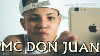 MC DOM JUAN - OH NOVINHA LANÇAMENTO 2017