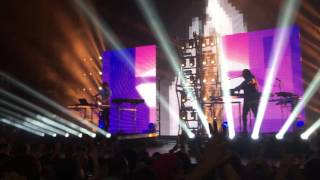 Porter Robinson + Madeon (Shelter Live Tour, ATL) - Easy/Pay No Mind Mashup