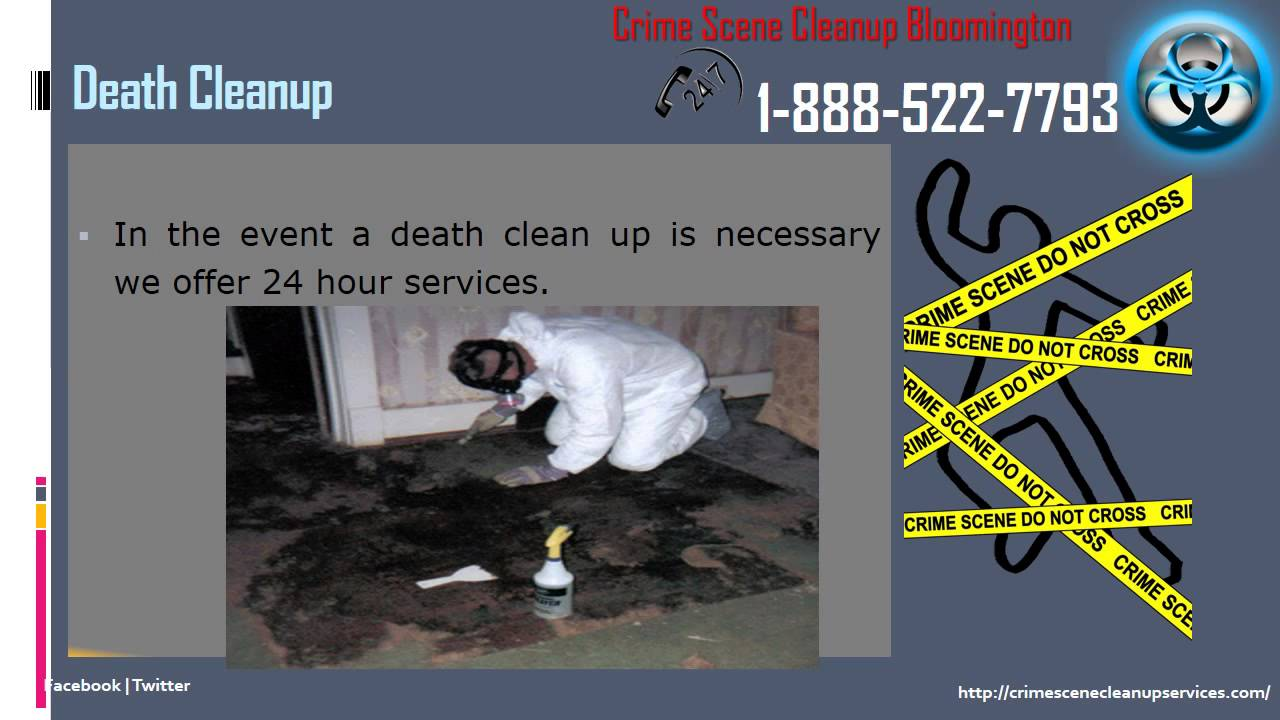Top Rated Crime Scene Blood Cleaning Company Hines IL