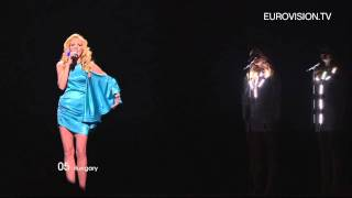 Kati Wolf - What About My Dreams (Hungary) - Live - 2011 Eurovision Song Contest Final