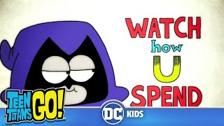 Teen Titans Go! | Knowledge Is Power Song | DC Kids