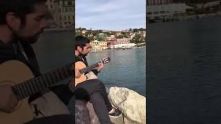 Los continentales cover - Amaranto acustico