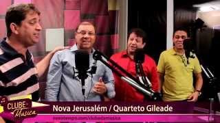 Nova Jerusalém - Quarteto Gileade