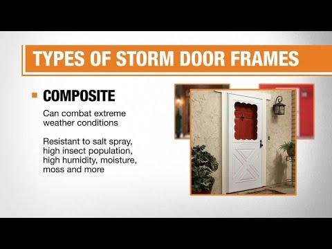 Best Storm Doors and Screen Doors for Your Home