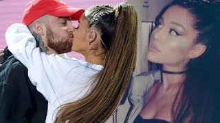 Ariana Grande's New Song 'Imagine' About Mac MIller!