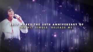 Engelbert Humperdinck: 50 Official Album Trailer #ReleaseMe50
