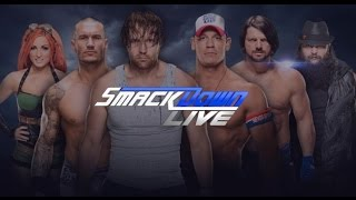SMACKDOWN LIVE full song edit
