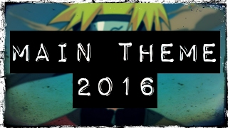NARUTO OST - Main Theme 2016 (Trap Remix)