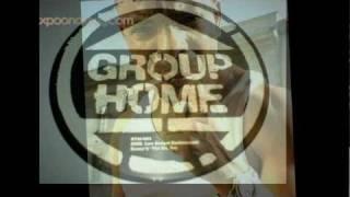 Group Home - Inna City Life Instrumental