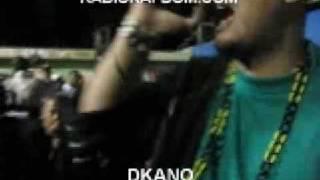 Dkano en vivo RapsaKa 2009 cristo rey