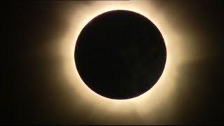 Australia presencia eclipse solar