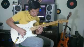 Parabéns pra Você | Happy Birthday to you | Rock Guitar Solo