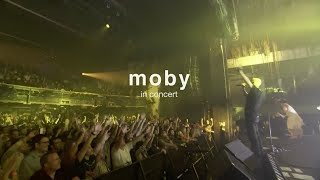 Moby - Almost Home, Live in the Fonda, LA - DVD Coming Soon