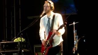 Paul Gilbert - Man on the Silver Mountain (Rainbow), live in Moscow, 18.04.2013