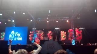 Nossa Senhora - Marco Paulo - Gala Viva a Vida 2017 - Viseu