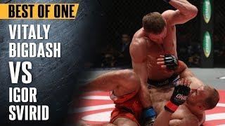 ONE: Best Fights | Vitaly Bigdash vs. Igor Svirid | The Heart Of A World Champion | Oct 2015