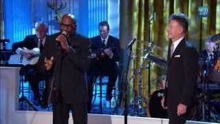 "Arnold McCuller & Lyle Lovett - ""Funny How Time Slips Away"" 