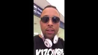 DJ GUELAS MONTEIRO-INTERNATIONAL KIZOMBA OPEN 2014