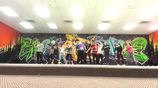 Superman - Robin Thicke Dance Choreography by Chelsea Mae