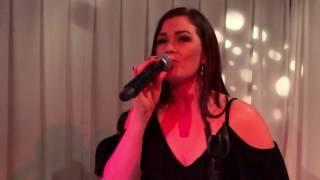 Sound Of Silence- Dami Im (acoustic cover) Elin Tossavainen ft.Gramofon Banda- live session