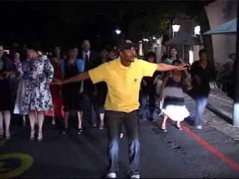 Stellenbosch Diski dance
