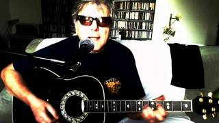 Lola ~ The Kinks ~ Acoustic Cover w/ Ovation Legend 1717