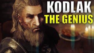 Why Kodlak Whitemane Is A Genius - Skyrim Companions Lore