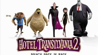 """Hotel Transylvania 2 (OST) Fifth Harmony - """"I'm In Love With A Monster"""""""